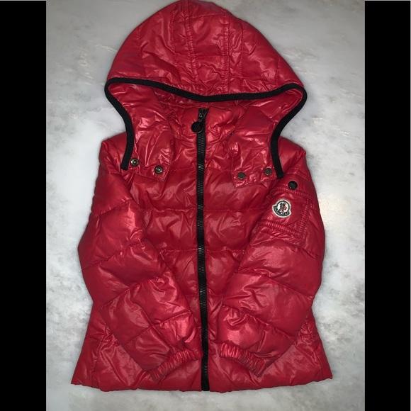 6f0b73276 🍒HP🍒Authentic kids Moncler coat
